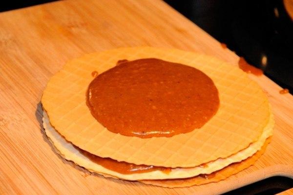 Вафли маргарине рецепт фото