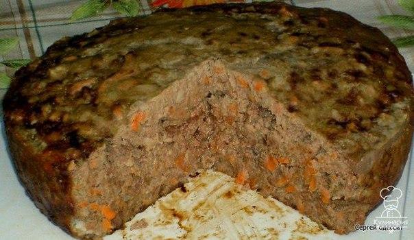 Пирог из куриной печени в мультиварке рецепты с