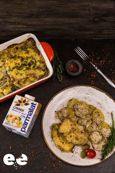 Рецепт вкусного и простого обеда
