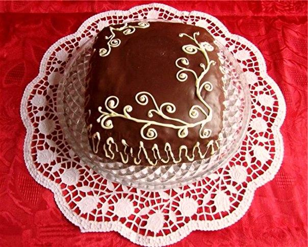 Торт квадратный в домашних условиях 152