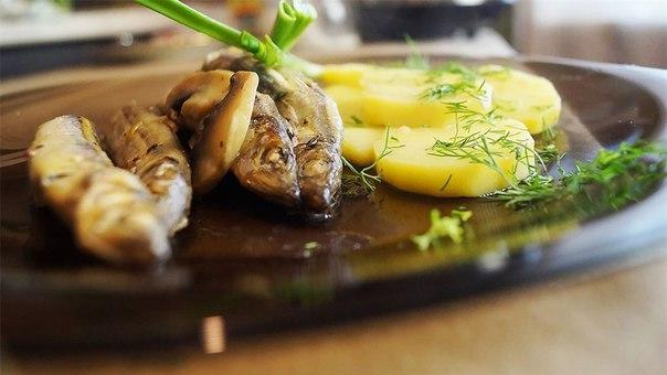 Мойва с картошкой в мультиварке рецепты с фото