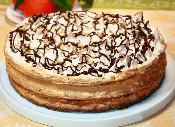 Вкуснейший торт