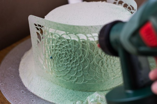 Велюр для торта в домашних условиях 73