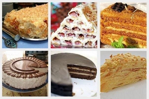 Быстрые торты рецепт фото самые вкусные