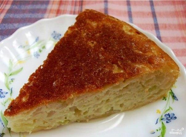 пирог с капустой без яиц на кефире