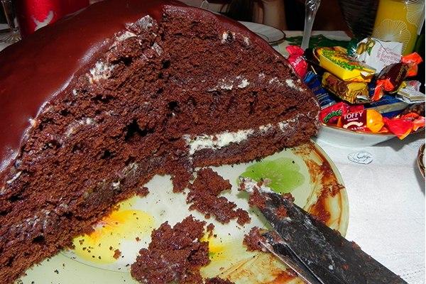 Тортики на кефире в домашних условиях рецепты