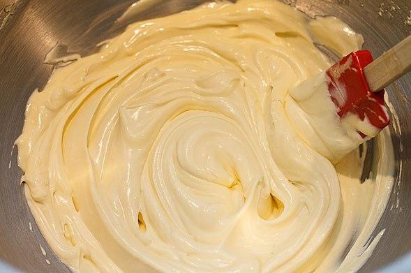 Крем из маскарпоне рецепт пошагово