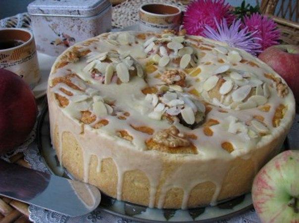 Пироги торты с рецептами в домашних условиях 952
