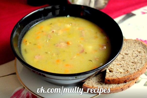 Суп в мультиварке рецепты с пошагово