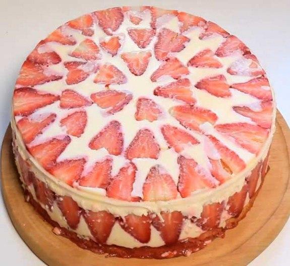 творожный десерт с фруктами с желатином