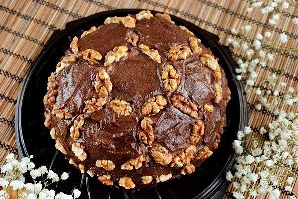 Как приготовить торт черепаха пошаговый рецепт