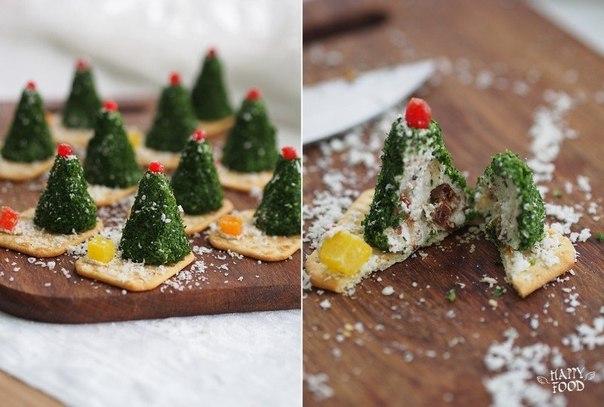 Закуска к новогоднему столу рецепт