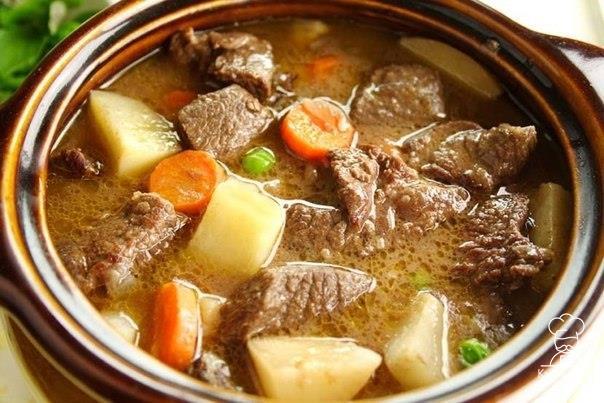 супы рецепты с фото простые и вкусные из говядины