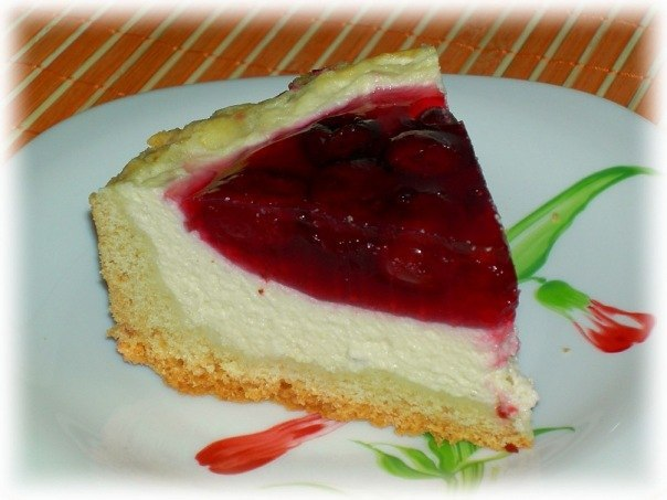 рецепты пирогов с творогом и желе