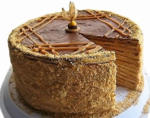 торты от Алии | Элеонора Базыраа | Рецепты простой и вкусной еды ... | 473x604