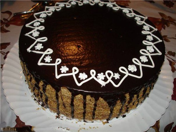 С днем рождение как писать на торте