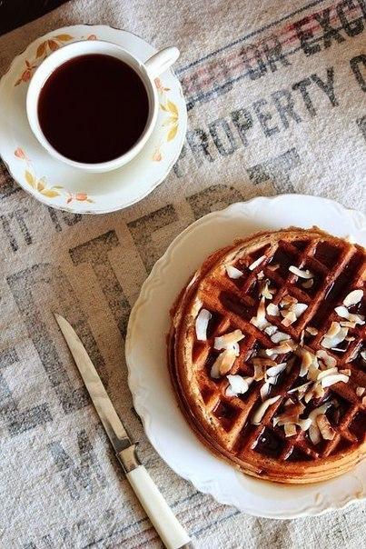 размолотый кофемолке какао на в Геркулес завтрак рецепт плюс