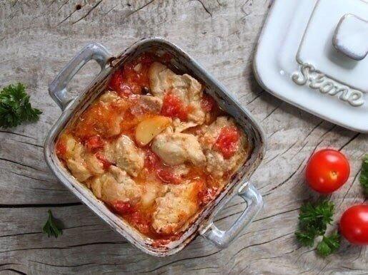 легкие диетические рецепты в духовке с
