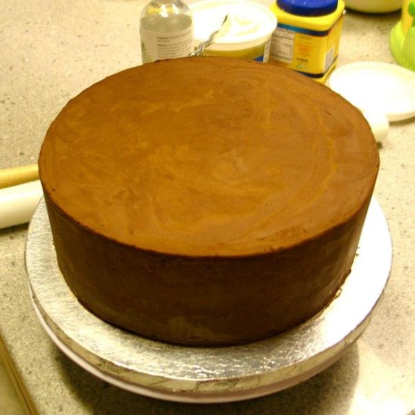 Какой крем лучше под мастику для торта