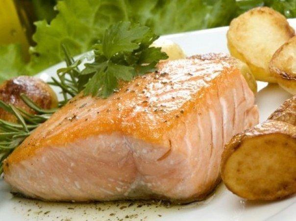 Блюда из семги  60 рецептов с фото Как приготовить семгу