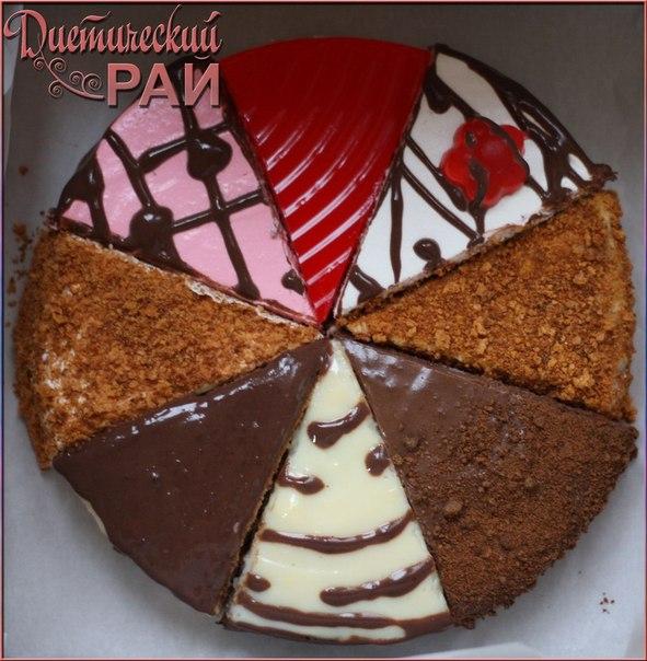 Как сделать диетические торты 572