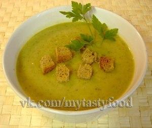 Суп из кабачков в мультиварке рецепты