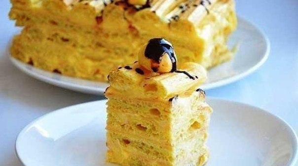 Кокосово-маковый торт фото 4